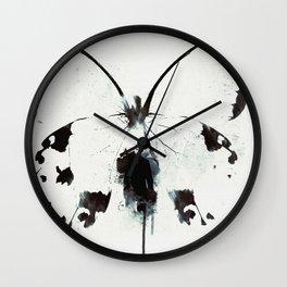 The omega man Wall Clock