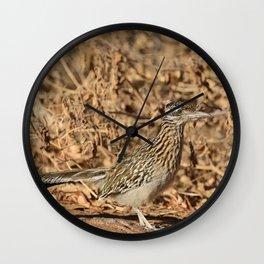 3378 - Roadrunner, Beep Beep Wall Clock