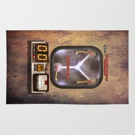 Time machines flux capacitor iPhone 4 5 6 7 8 x, tshirt, mugs and pillow case Rug