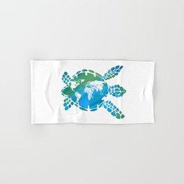Mother Earth II Hand & Bath Towel