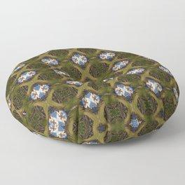 WovenGrasses Floor Pillow