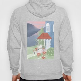Spring in Moominvalley Hoody