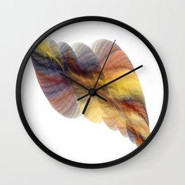 Colour of Dust (A7 B0160) Wall Clock
