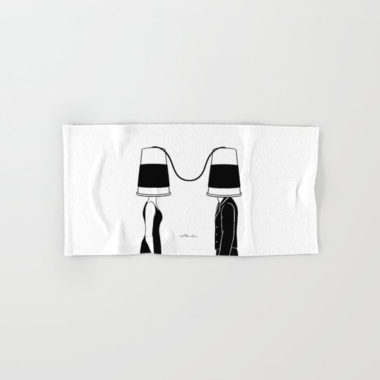 Wake-up Call Hand & Bath Towel