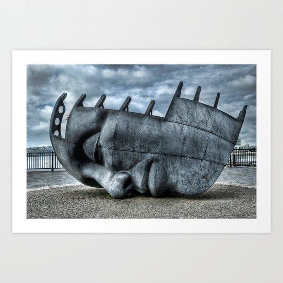 Maritime Memorial Art Print