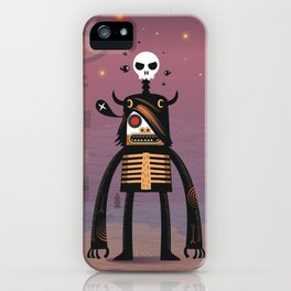 Moon catcher brothers  iPhone Case