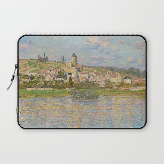 Vetheuil by Claude Monet by palazzoartgallery