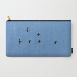 Flight formation Carry-All Pouch