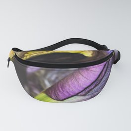 purple lily Fanny Pack