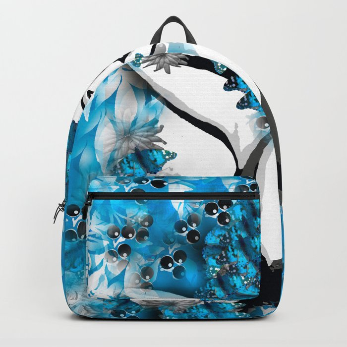 BUTTERFLY WOMAN Backpack