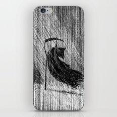 Death of Death iPhone & iPod Skin