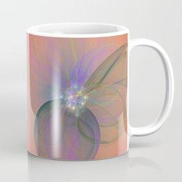 Fairy Blossom Fractal Coffee Mug