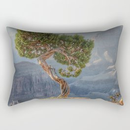 Twisted Rectangular Pillow