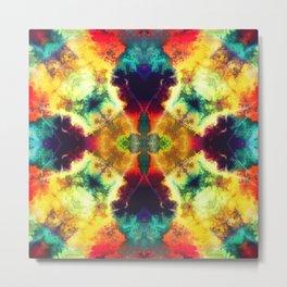I Dream In Colors Metal Print