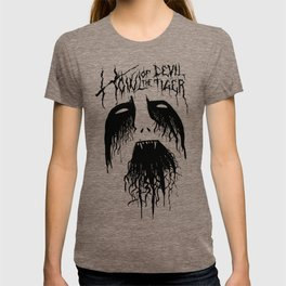 Howl of the Devil Tiger T-shirt