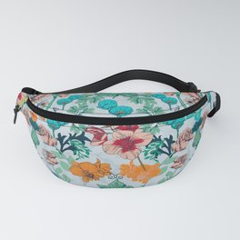 Arts and Crafts Bright Fanny Pack