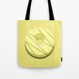 1DONUT - PANTONE Limelight Tote Bag