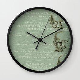 perfect body... Wall Clock