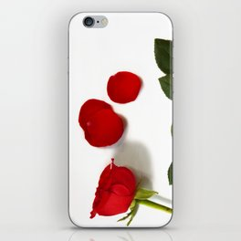Butterfly-Rose iPhone Skin