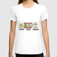 hamster T-shirts featuring hamster by tavislea
