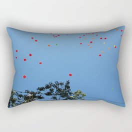 Baloons Rectangular Pillow