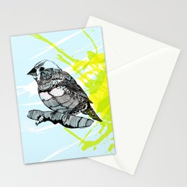 Sparrow me Stationery Cards