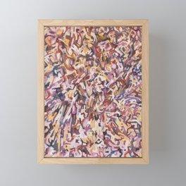 Skins Framed Mini Art Print