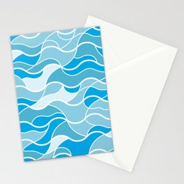 Oceanography Stationery Cards