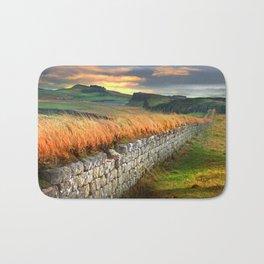 Hadrian's Wall Bath Mat