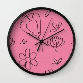 motificent Wall Clock