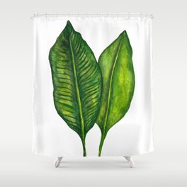 Tropical Collection part 1 Shower Curtain