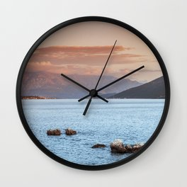 Herceg Novi Wall Clock