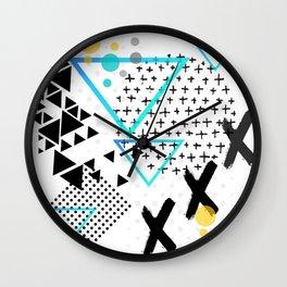 Kapow Wall Clock