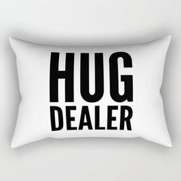 HUG DEALER Rectangular Pillow