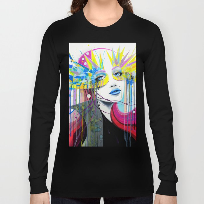 -Drugs- Long Sleeve T-shirt