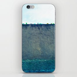 Wall iPhone Skin