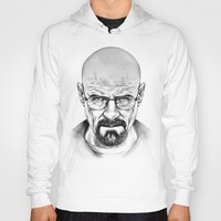 walter white Hoodies featuring Walter White by 13 Styx