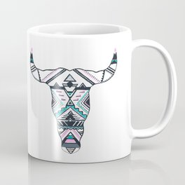 Steer Head Coffee Mug