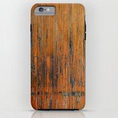 Wood Texture 1M Tough Case iPhone 6 Plus