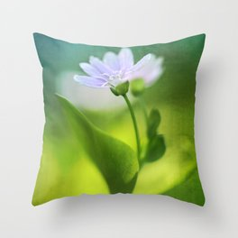 Above all, infinity...  Throw Pillow