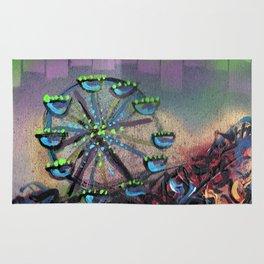 Junkyard: Ferris Wheel Rug