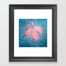 my autumn Framed Art Print
