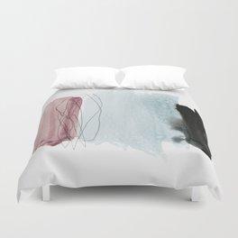 minimalism 4 Duvet Cover