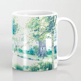 Retrato de dama descansando Coffee Mug