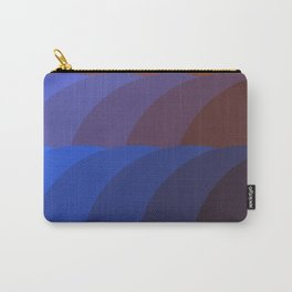 Dark rolling hills Carry-All Pouch
