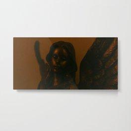 Angel in Silence Metal Print