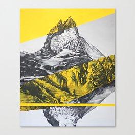 brocken mountain Canvas Print