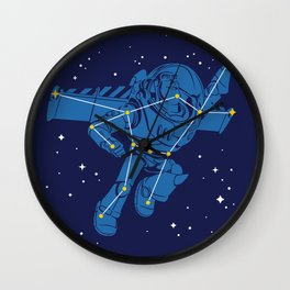 Universal Star Wall Clock