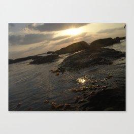 Mermaid's Beach Canvas Print