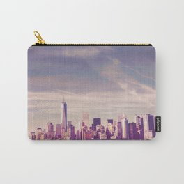 New York City Skyline Waterfront Carry-All Pouch
